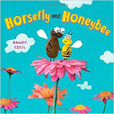 Horsefly and Honeybee by Randy Cecil