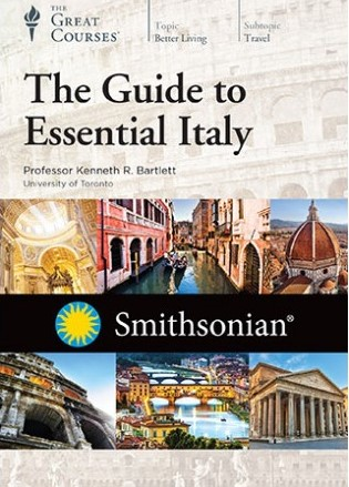 Guide to Essential Italy