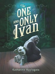 book cover: the one and only ivan