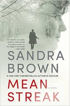 book cover Sandra Brown mean streak