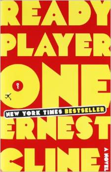 book cover ready player one