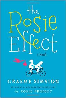 book cover the rosie effect