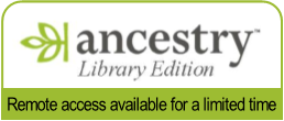 Ancestry Library Edition Remote Access