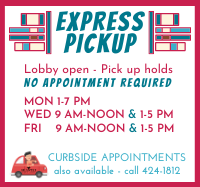 Express & Curbside Pickup