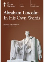 cover Abraham Lincoln in his own words