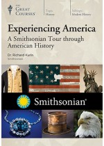 cover experiencing America a Smithsonian tour