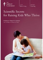 cover scientific secrets for raising kids who thrive