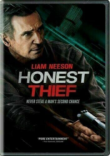 Honest Thief DVD