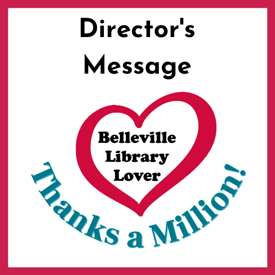 Director's Message