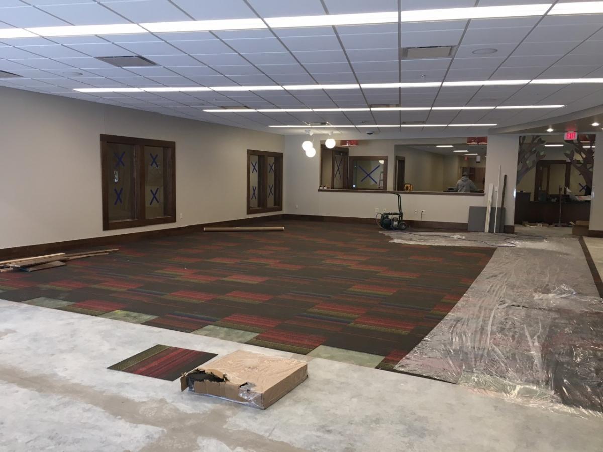 Children's Area Carpet