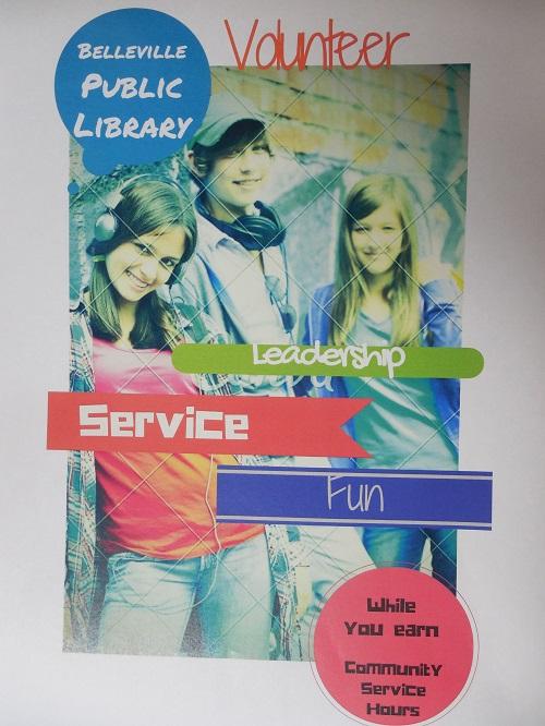 Teen Volunteer Opportunities 81