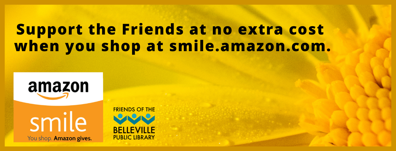Support the Friends every time you shop, at no extra cost to you!