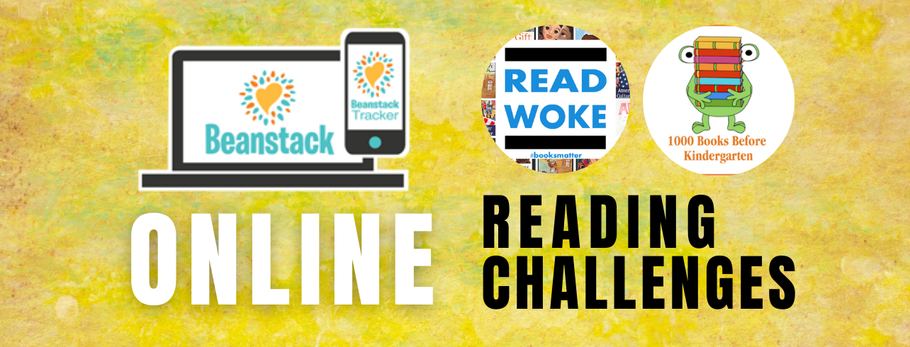 Beanstack Online Reading Challenges