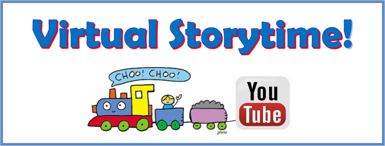 Virtual Storytime with Ms. Michelle