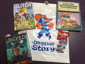Imagine Your Story Bags