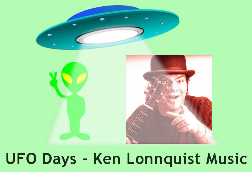UFO Days - Ken Lonnquist Music