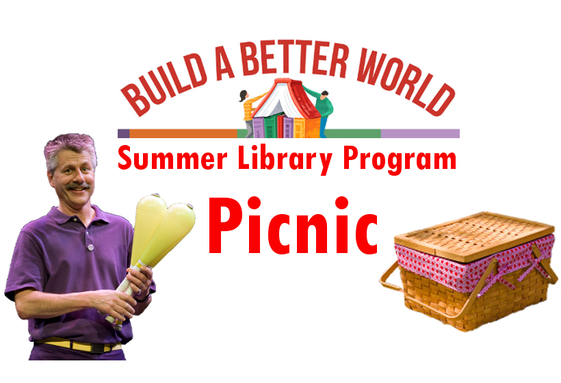 Build a Better World Summer Library Program Picnic