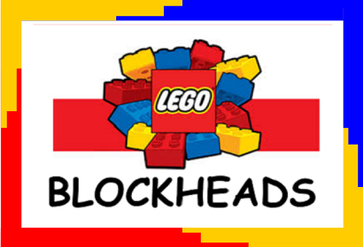 Lego Blockheads - Third Wednesday at 3:45 pm