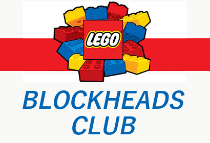 Lego Blockheads Club at Belleville Public Library
