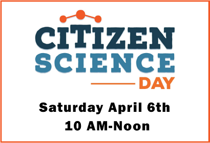Citizen Science Day 2019