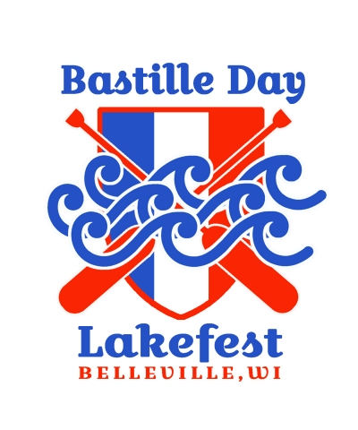 Bastille Day Lakefest Saturday July 14, 2-9 PM