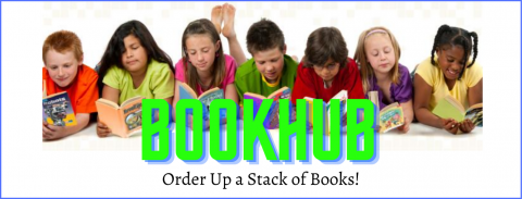 Bookhub -- Order Up a Stack of Books!