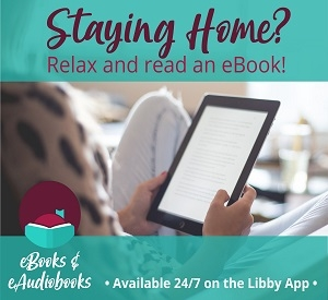 Libby App for free ebooks and audio books