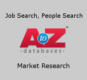 Job Search, People Search, Market Research