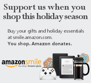 Support the Friends of the Belleville Public Library when you shop this holiday season on Amazon Smile