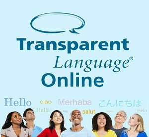 Transparent Language Online - with your library card
