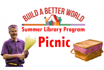 Build a Better World Summer Library Program Picnic
