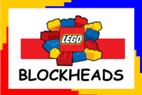 Lego Blockheads - Usually the third Wednesday at 3:45 pm