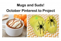 Mugs and Suds - October Pinterest to Project