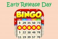 Early Release Day Bingo