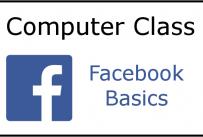 Computer Class Facebook Basics at Belleville Public Library