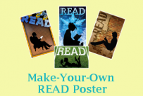 Make-Your-Own READ Poster