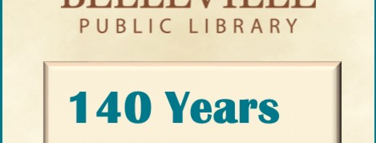 140 Years 140 Stories of Belleville Public Library