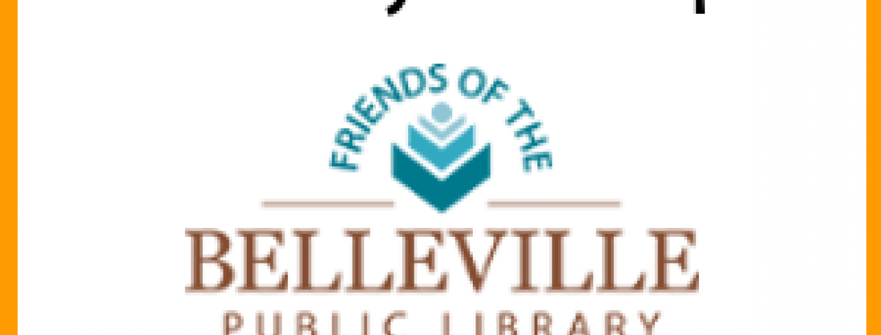 Support Friends of the Belleville Public Library. While you shop on smile.amazon.com, Amazon donates