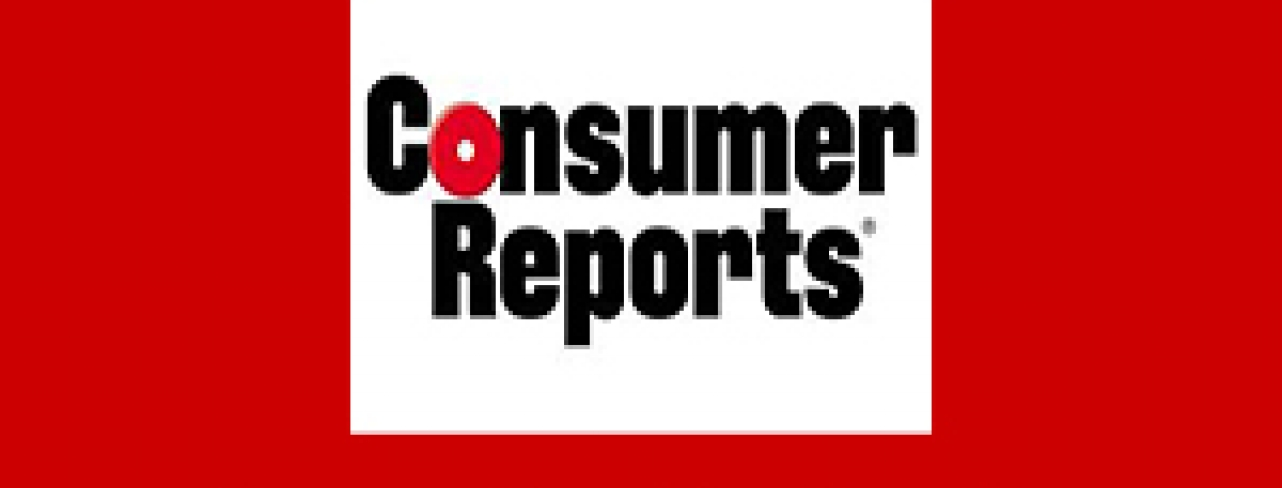 featured online resource consumer reports free for Belleville Library patrons
