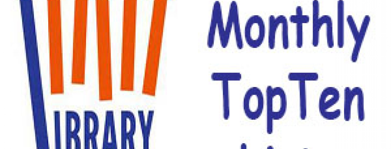 looking for a good book Library Reads monthly top ten lists